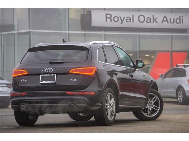 2013 Audi Q5 2.0T Premium Plus (Stk: N4886A) in Calgary - Image 2 of 9