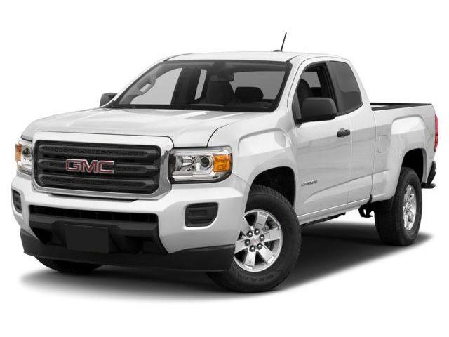 2018 GMC Canyon Base (Stk: GH18077T) in Mississauga - Image 1 of 10