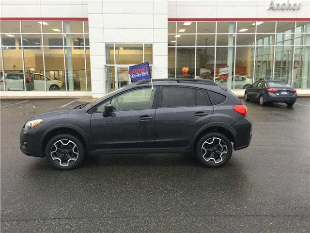 2015 Subaru XV Crosstrek Touring (Stk: U166-18) in Stellarton - Image 1 of 14