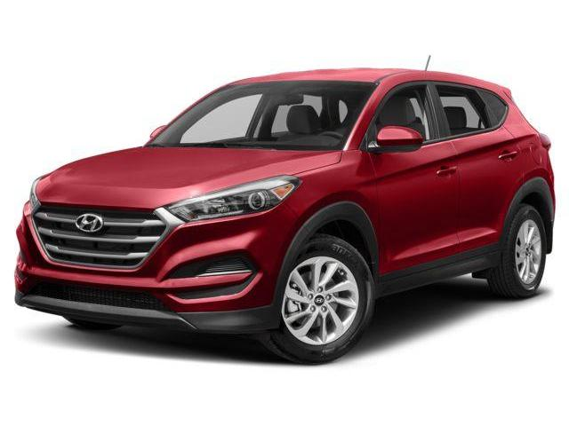 2018 Hyundai Tucson Base 2.0L (Stk: 18TU100) in Mississauga - Image 1 of 9