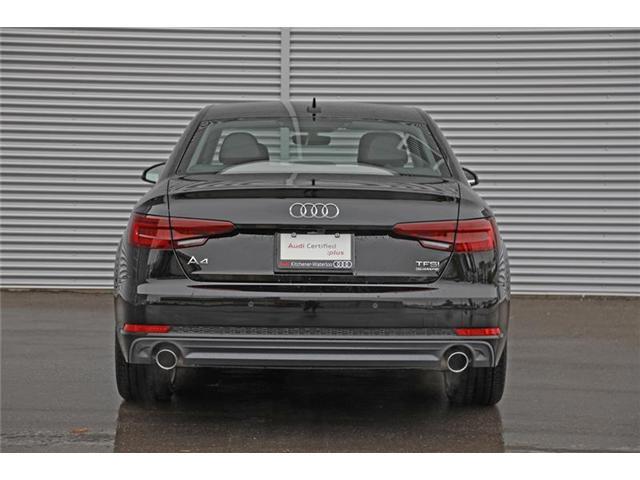 2018 Audi A4 2.0T Progressiv (Stk: 2A6573) in Kitchener - Image 7 of 22
