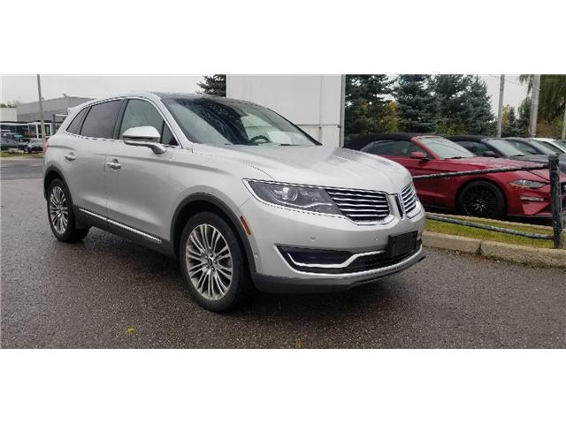 2016 Lincoln MKX Reserve (Stk: P8399) in Unionville - Image 1 of 22
