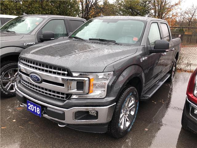 2018 Ford F-150 XLT (Stk: IF18619) in Uxbridge - Image 1 of 5