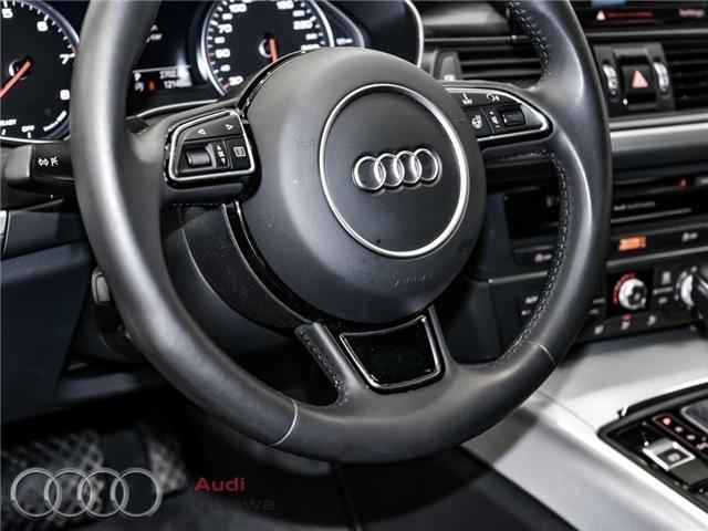 2017 Audi A6 2.0T Progressiv (Stk: 50597) in Ottawa - Image 21 of 21