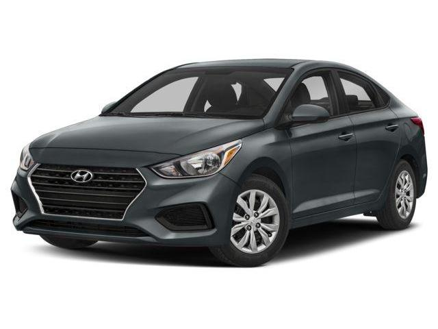 2019 Hyundai Accent Preferred (Stk: 19102) in Ajax - Image 1 of 9