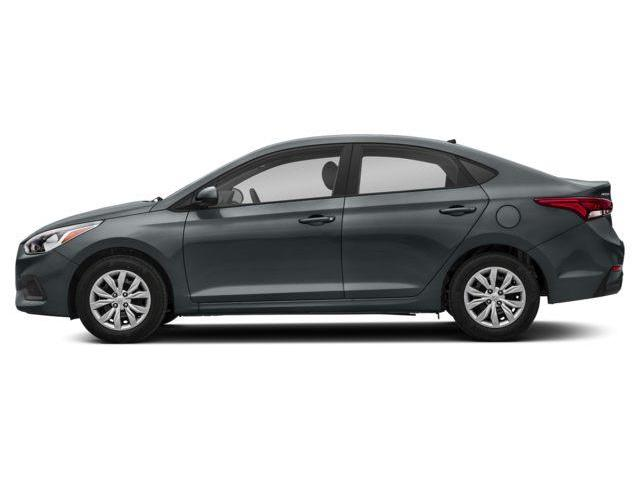 2019 Hyundai Accent Preferred (Stk: 19102) in Ajax - Image 2 of 9
