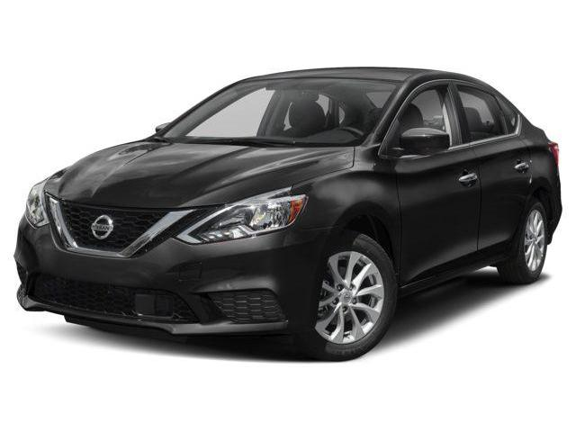 2019 Nissan Sentra 1.8 SV (Stk: U055) in Ajax - Image 1 of 9