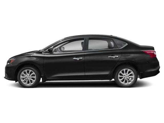 2019 Nissan Sentra 1.8 SV (Stk: U055) in Ajax - Image 2 of 9