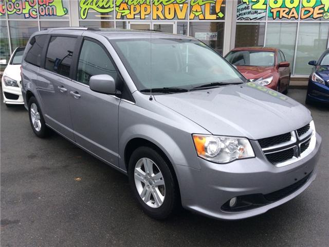 2018 Dodge Grand Caravan Crew (Stk: 16287) in Dartmouth - Image 2 of 23
