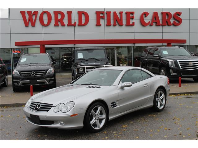 2005 Mercedes-Benz SL-Class  (Stk: 16545) in Toronto - Image 1 of 20