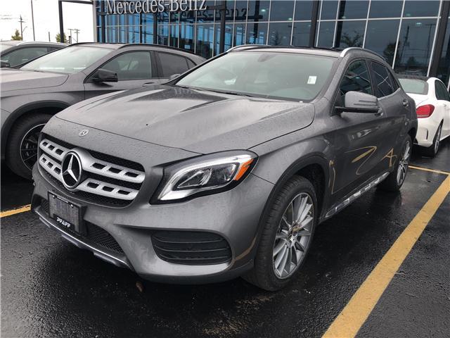 2019 Mercedes-Benz GLA 250 Base (Stk: 38567) in Kitchener - Image 1 of 5