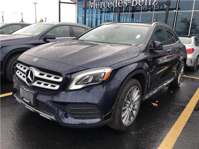 2019 Mercedes-Benz GLA 250 Base (Stk: 38575) in Kitchener - Image 1 of 5