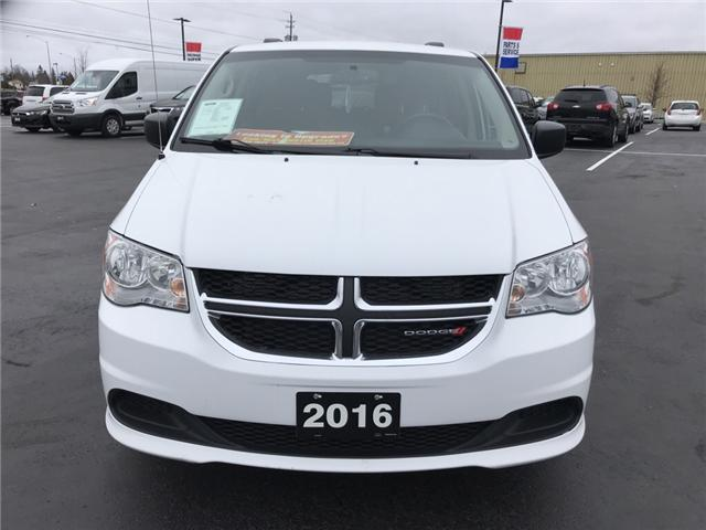 2016 Dodge Grand Caravan SE/SXT (Stk: 18527) in Sudbury - Image 2 of 14
