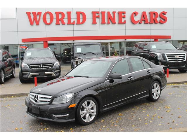 2012 Mercedes-Benz C-Class  (Stk: 16527) in Toronto - Image 1 of 24