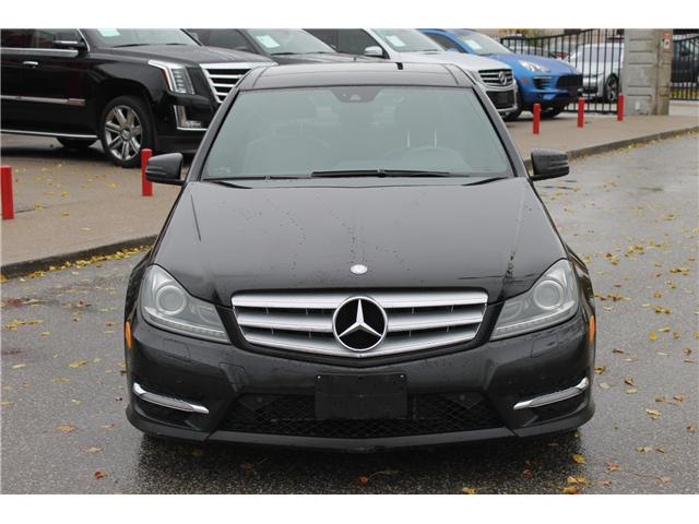2012 Mercedes-Benz C-Class  (Stk: 16527) in Toronto - Image 2 of 24