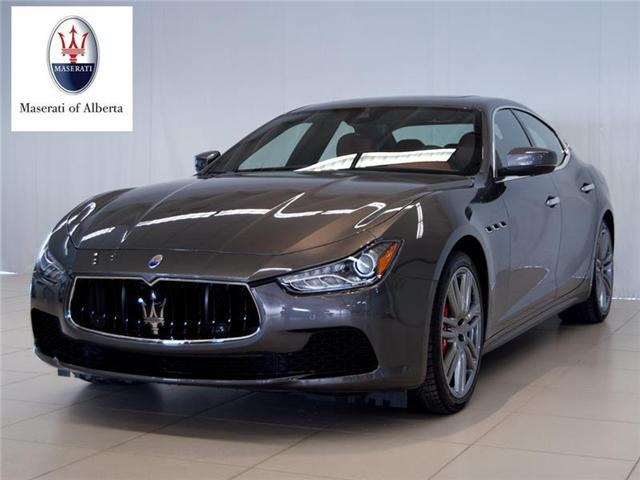 2017 Maserati Ghibli S Q4 (Stk: 716MC) in Calgary - Image 1 of 17