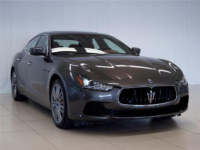 2017 Maserati Ghibli S Q4 (Stk: 716MC) in Calgary - Image 3 of 17