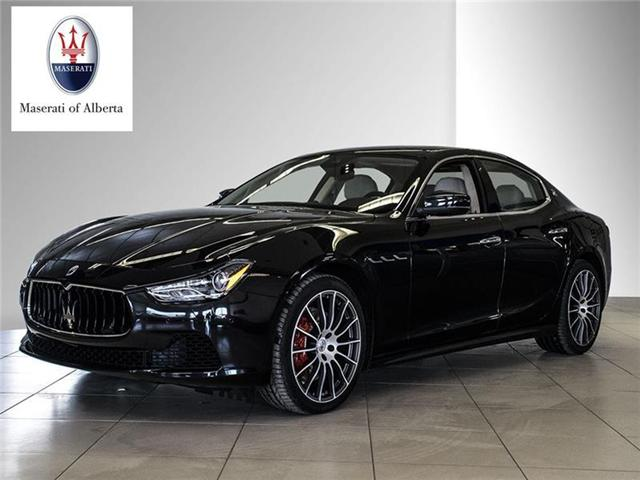2017 Maserati Ghibli S Q4 (Stk: 738MC) in Calgary - Image 1 of 11
