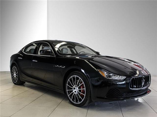 2017 Maserati Ghibli S Q4 (Stk: 738MC) in Calgary - Image 3 of 11