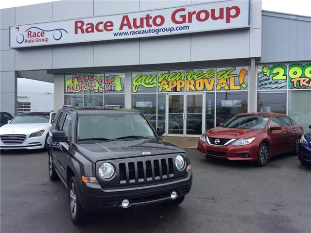 2017 Jeep Patriot Sport/North (Stk: 16257) in Dartmouth - Image 1 of 22