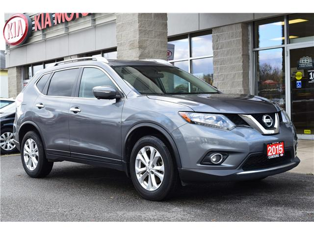 2015 Nissan Rogue SV (Stk: ) in Cobourg - Image 1 of 24