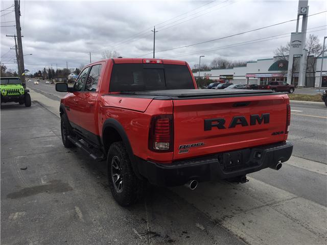 2017 RAM 1500 Rebel (Stk: 1814) in Garson - Image 3 of 10