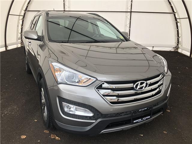 2016 Hyundai Santa Fe Sport 2.0T Premium (Stk: 15258A) in Thunder Bay - Image 1 of 17