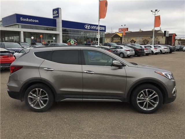 2018 Hyundai Santa Fe Sport 2.0T Limited (Stk: B7133) in Saskatoon - Image 2 of 27