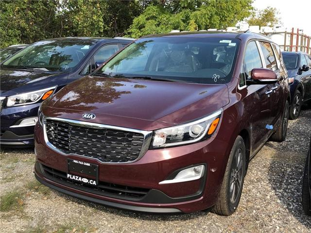 2019 Kia Sedona SX (Stk: 6575) in Richmond Hill - Image 1 of 5