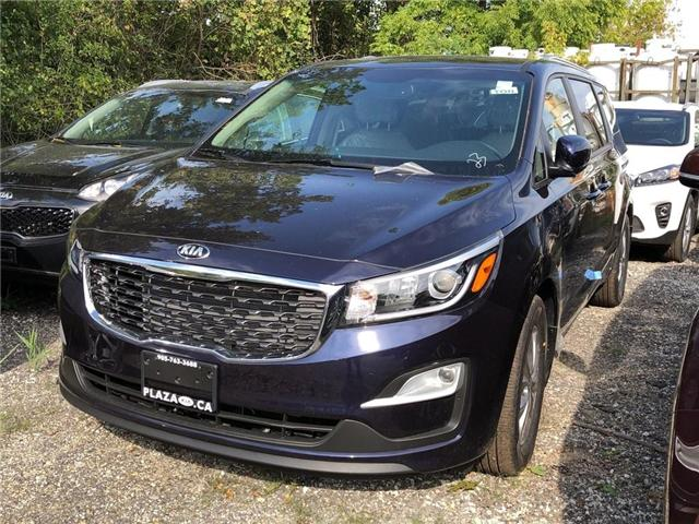 2019 Kia Sedona LX+ (Stk: 6573) in Richmond Hill - Image 1 of 5