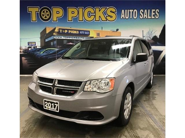 2017 Dodge Grand Caravan CVP/SXT (Stk: 769074) in NORTH BAY - Image 1 of 30