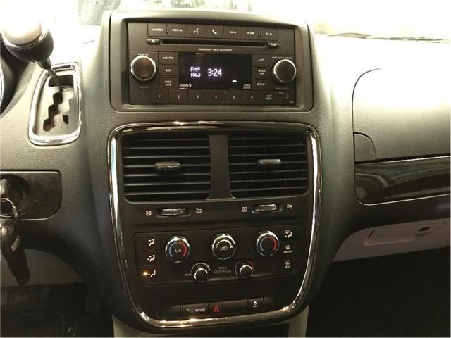 2017 Dodge Grand Caravan CVP/SXT (Stk: 769074) in NORTH BAY - Image 22 of 30