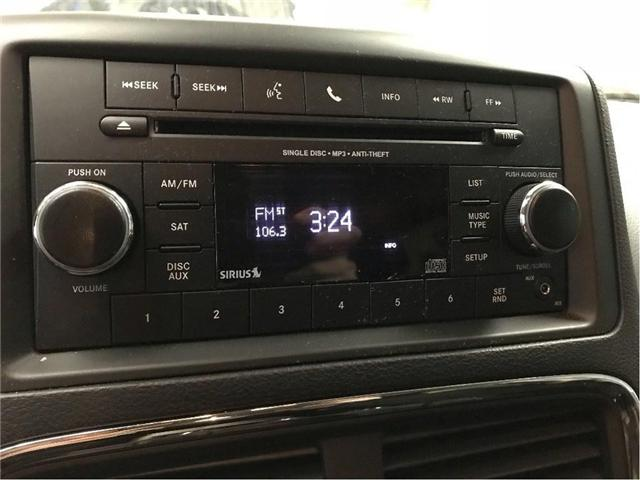 2017 Dodge Grand Caravan CVP/SXT (Stk: 769074) in NORTH BAY - Image 24 of 30