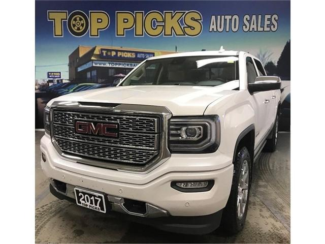 2017 GMC Sierra 1500 Denali (Stk: 115182) in NORTH BAY - Image 1 of 30