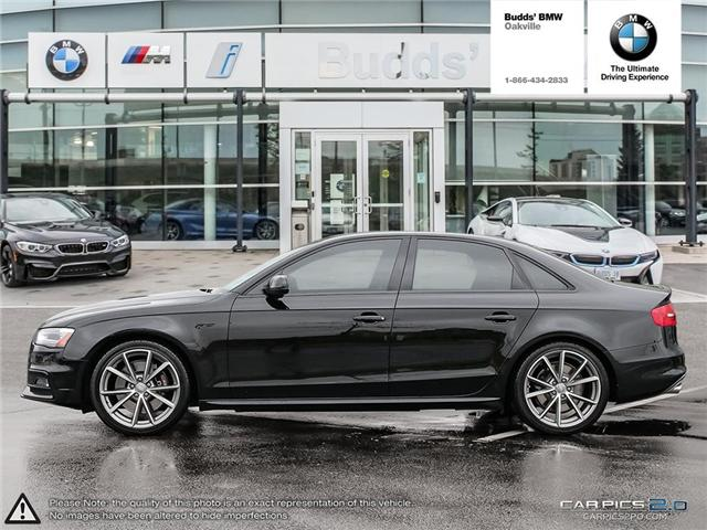 2015 Audi S4 3.0T Progressiv (Stk: DB5415A) in Oakville - Image 2 of 25