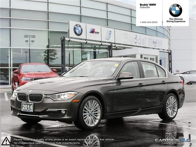 2014 BMW 328d xDrive (Stk: DB5440) in Oakville - Image 1 of 25
