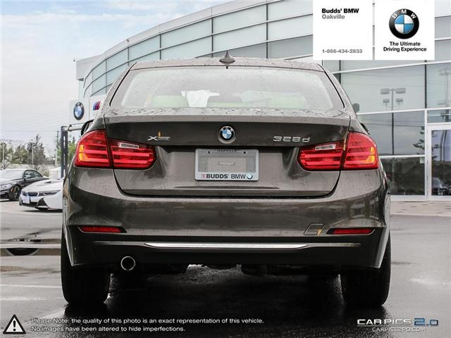 2014 BMW 328d xDrive (Stk: DB5440) in Oakville - Image 4 of 25