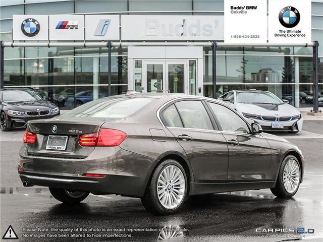 2014 BMW 328d xDrive (Stk: DB5440) in Oakville - Image 5 of 25