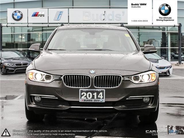 2014 BMW 328d xDrive (Stk: DB5440) in Oakville - Image 8 of 25