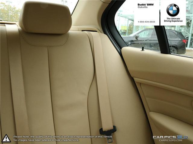 2014 BMW 328d xDrive (Stk: DB5440) in Oakville - Image 14 of 25