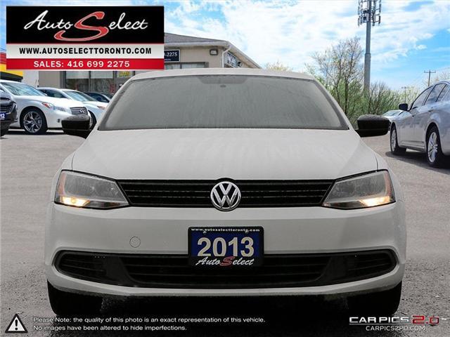 2013 Volkswagen Jetta  (Stk: 13VTJ143) in Scarborough - Image 2 of 28