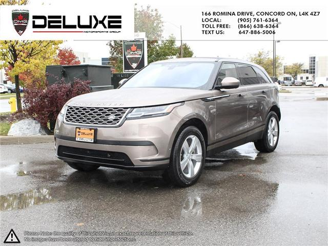 2018 Land Rover Range Rover Velar D180 S (Stk: D0493) in Concord - Image 9 of 24
