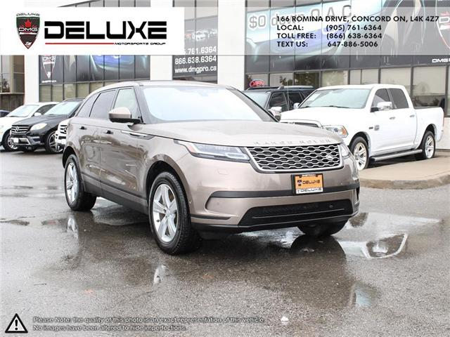 2018 Land Rover Range Rover Velar D180 S (Stk: D0493) in Concord - Image 10 of 24