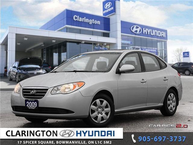 2009 Hyundai Elantra GL (Stk: 18184A) in Clarington - Image 1 of 27