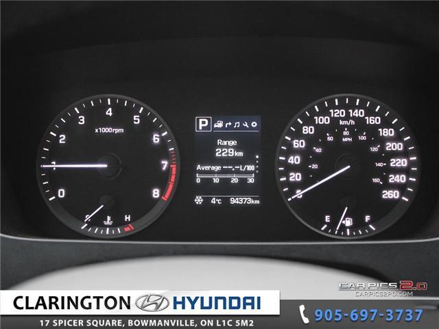 2016 Hyundai Sonata Sport Tech (Stk: 18472B) in Clarington - Image 7 of 27