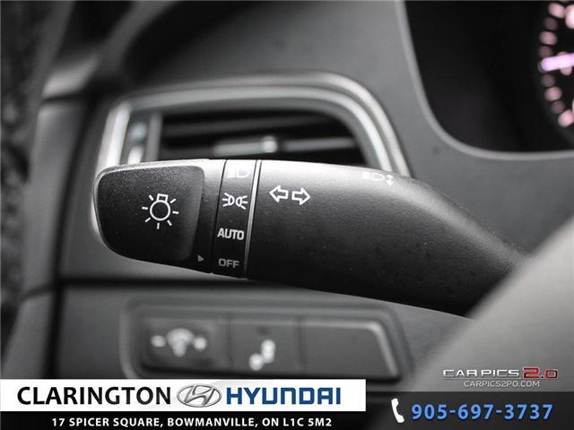 2016 Hyundai Sonata Sport Tech (Stk: 18472B) in Clarington - Image 8 of 27