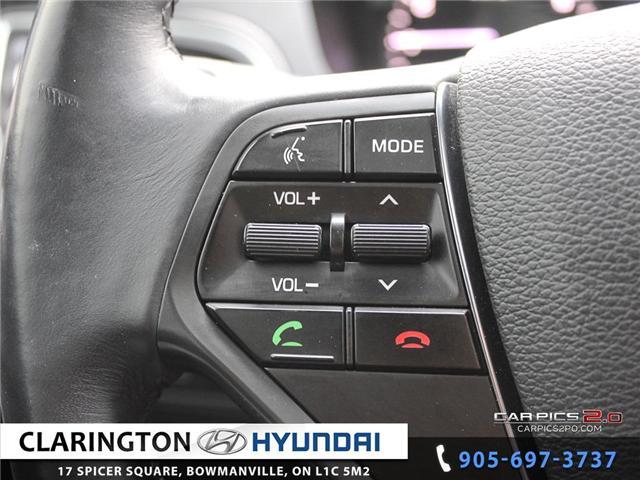 2016 Hyundai Sonata Sport Tech (Stk: 18472B) in Clarington - Image 10 of 27