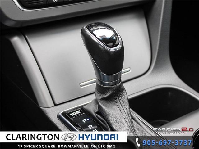 2016 Hyundai Sonata Sport Tech (Stk: 18472B) in Clarington - Image 11 of 27