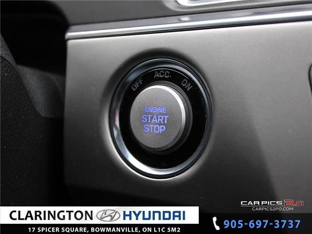 2016 Hyundai Sonata Sport Tech (Stk: 18472B) in Clarington - Image 13 of 27