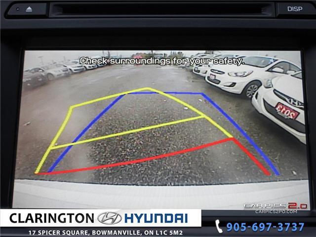 2016 Hyundai Sonata Sport Tech (Stk: 18472B) in Clarington - Image 15 of 27